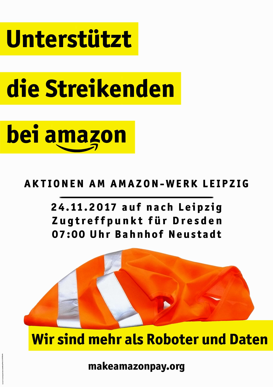 Zur Streikunterstützung auf nach Leipzig | Internationalistisches ...